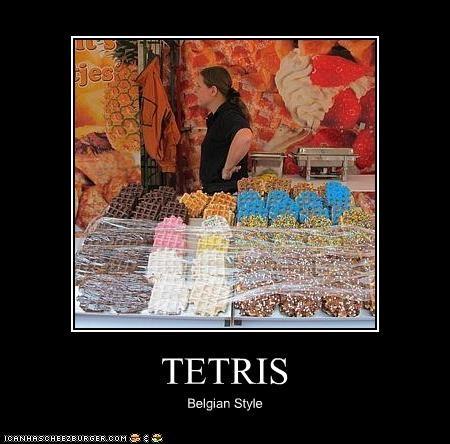 TETRIS Belgian Style