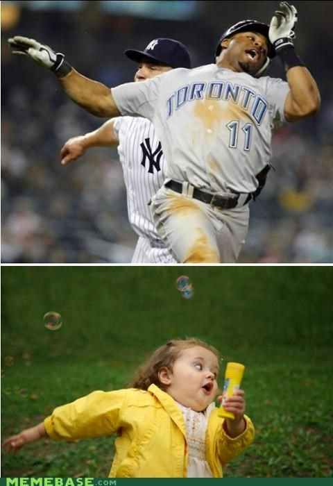baseball bat bubbles Memes sports toronto