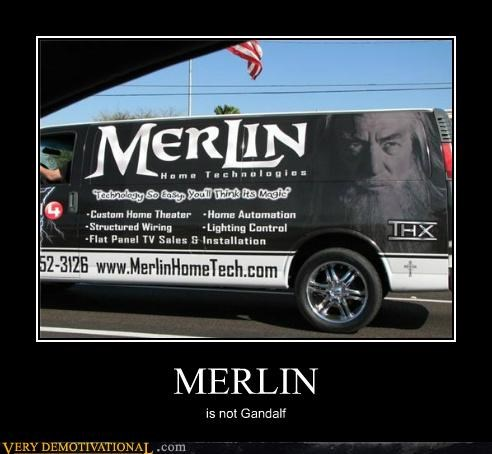 gandalf hilarious merlin thx - 4820581376