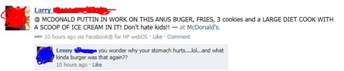 McDonald's angus third pounder - 4820949504