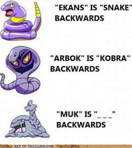 backwards best of week muk Pokémon that sounds naughty - 4821299968