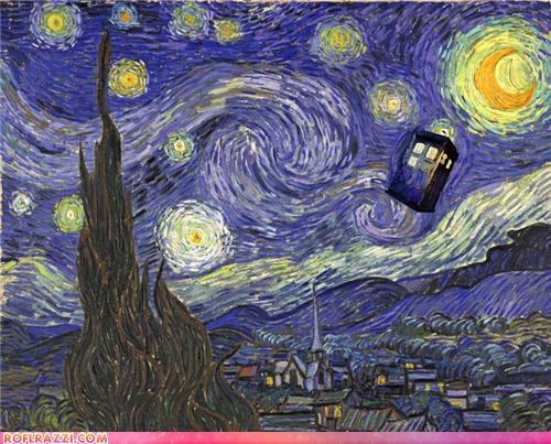 art,cool,doctor who,Hall of Fame,sci fi