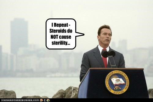 Arnold Schwarzenegger political pictures - 4821685504