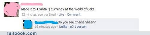 Atlanta,Charlie Sheen,coke