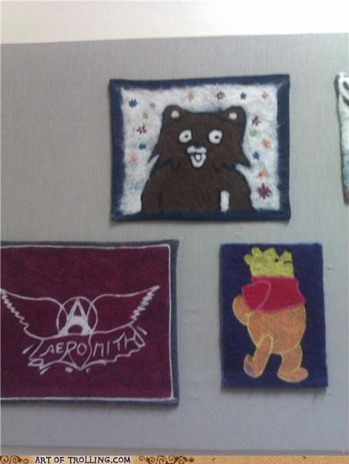 art IRL pedobear win - 4822203392