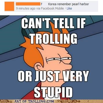 facebook,FAIL,Japan,korea,pearl harbor,world war 2