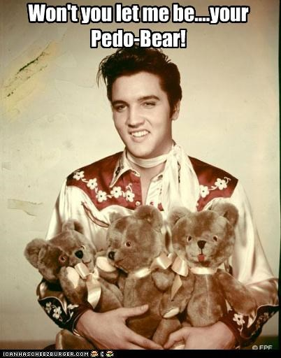 color Elvis funny Music Photo - 4822938880