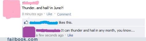 thunderstorm snow hail thunder june - 4823626240