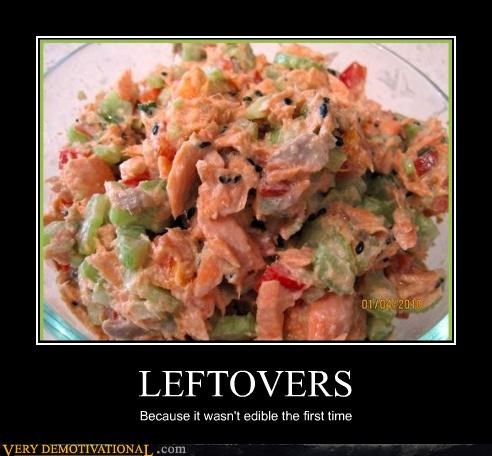 eww food hilarious left overs