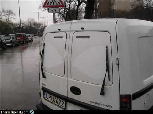 cars smart stupidity windshield