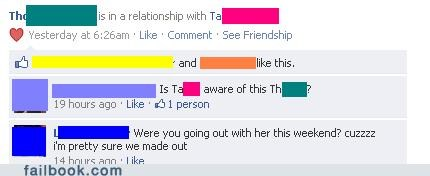 oh snap really relationship status - 4825138432