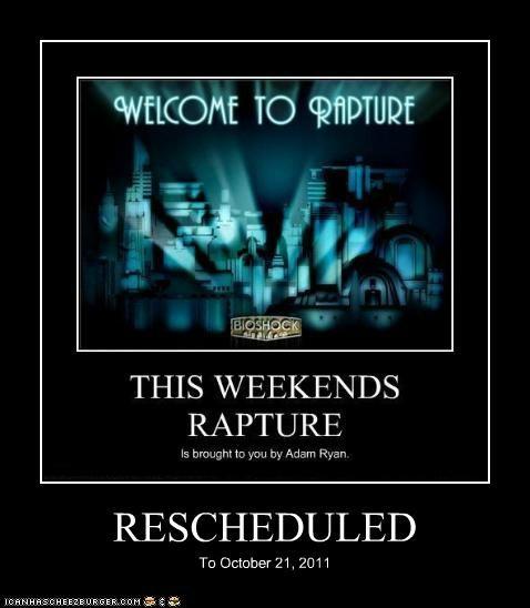 RESCHEDULED To October 21, 2011