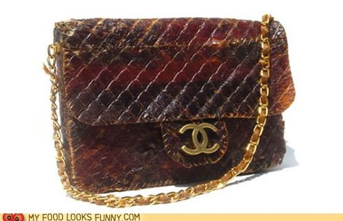 Beef chanel jerky meat meat wallet purse - 4825959168