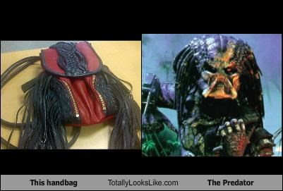 creatures handbag movies Predator purse The Predator