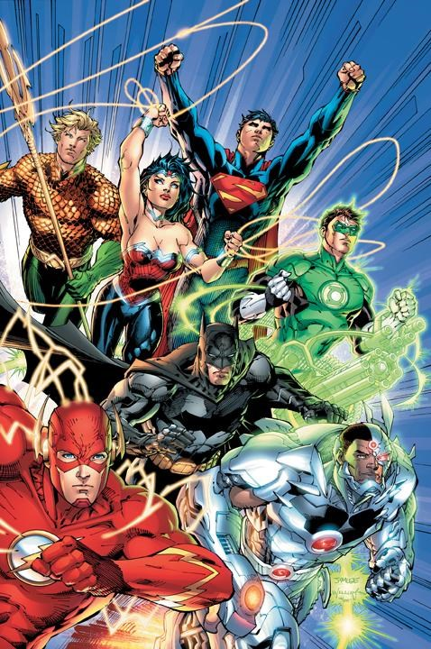 comics covers DC DC Universe DCU previews reboot superheroes - 4826602752