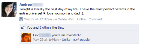 inventors Patents parents