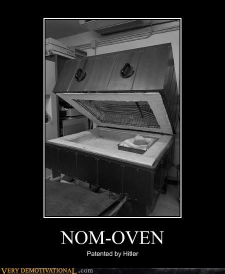 NOM-OVEN Patented by Hitler