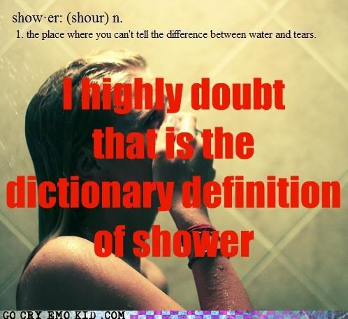 dictionary,emolulz,sadness,shower,words