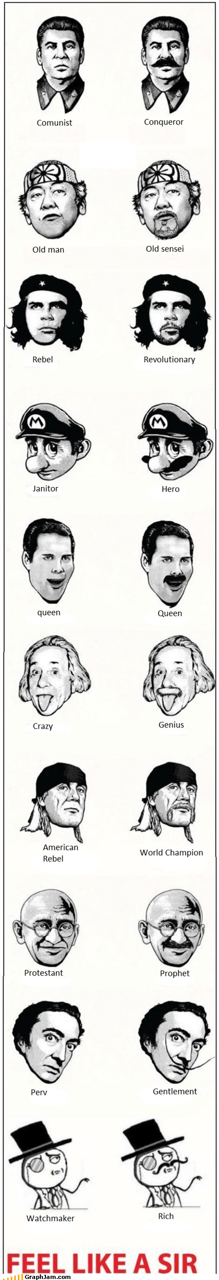 Memes moustaches mustaches sir win - 4827344384