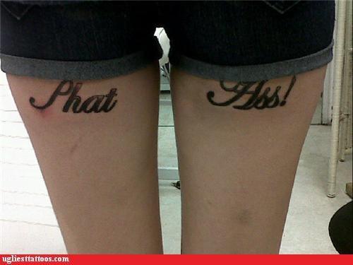 Phat ass pix