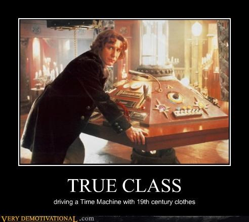 classy doctor who hilarious old timey time machine - 4828142080