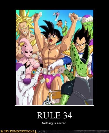 Dragon Ball Z,hilarious,Rule 34,stripper,wtf