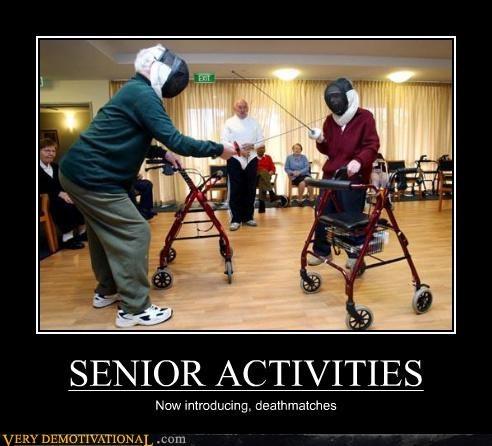 activities Fencing hilarious senior citizens to the death - 4828416256