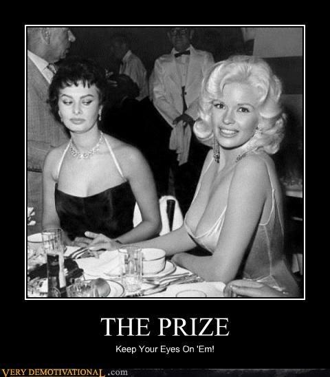 hilarious jealous lady bags prize - 4828784640