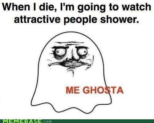 died fap ghost me gusta shower - 4828840960