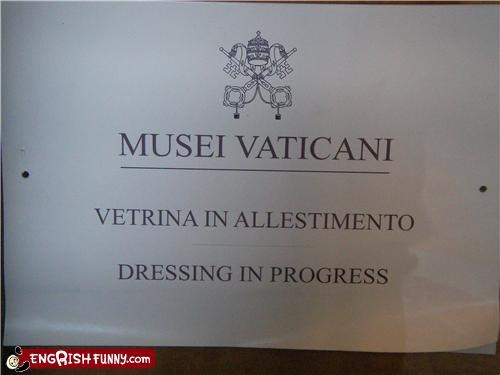 dressing,sign