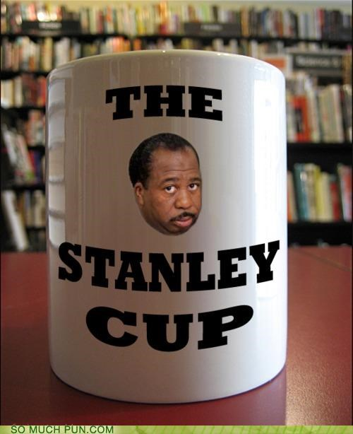 character cup double meaning Hall of Fame literalism mug Stanley stanley cup the office - 4828988672