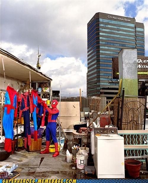 batman boring captain america chores Random Heroics Spider-Man Superhero IRL wonderwoman - 4829111296