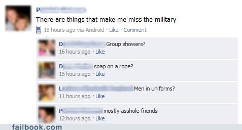 lol,military,your friends are jerks