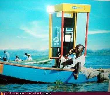 awesome boat phone wtf - 4831343616