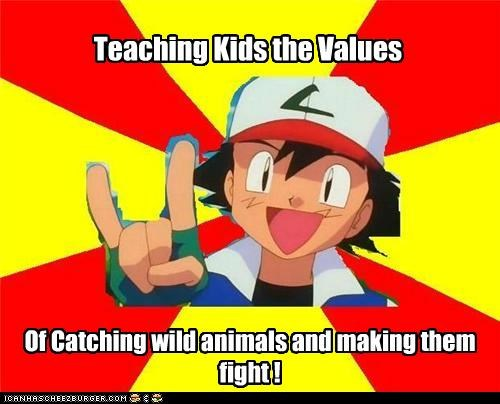 Teaching Kids the Values Of Catching wild animals and making them fight !