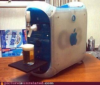 awesome beer computer mac wtf - 4832265472