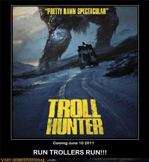 monster,Movie,Pure Awesome,troll hunter,wtf