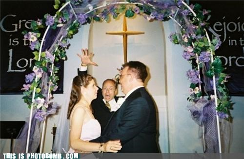 church objection Perfect Timing priest wedding - 4833487360