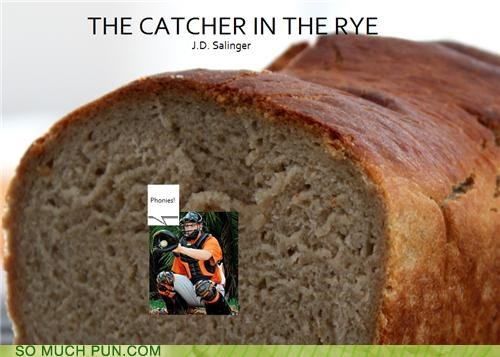 bad catcher j-d-salinger literalism novel photoshop rye screeching weasel song the best the catcher in the rye title
