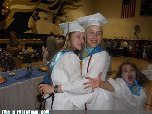 awesome,cap and gown,graduation,high school,that face