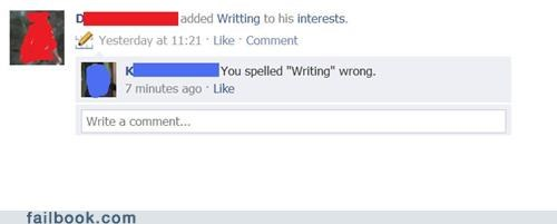 writting spelling writing - 4834023424