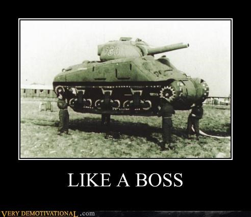 hilarious lift Like a Boss strong tank wtf - 4834537728