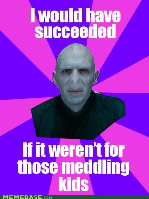 Harry Potter kids meddling Memes scooby doo voldemort - 4834549248