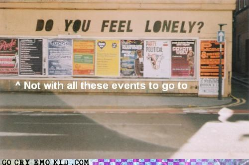 alone hipsterlulz signs stuff wrong - 4834614784