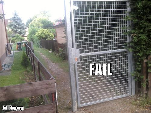 failboat fence g rated home improvement locked protection security - 4834698752
