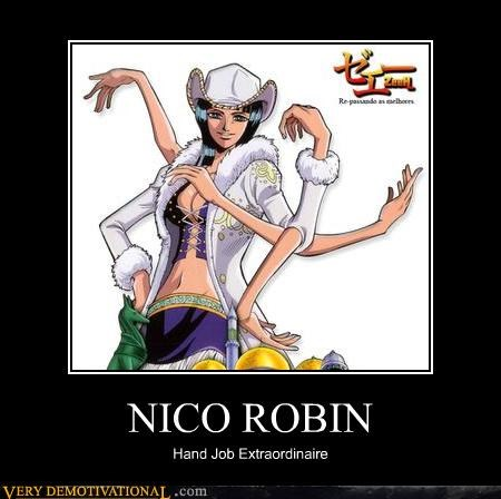 anime hands hilarious nico robin wtf - 4835557120