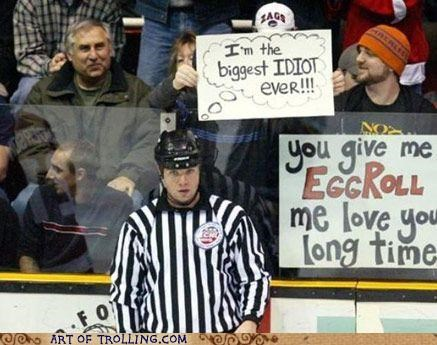 hockey,idiot,IRL,ref