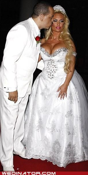 anniversary celebrity weddings coco funny wedding photos ice t vow renewal - 4837248512