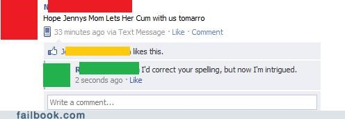 not what it sounds like,spelling,witty reply