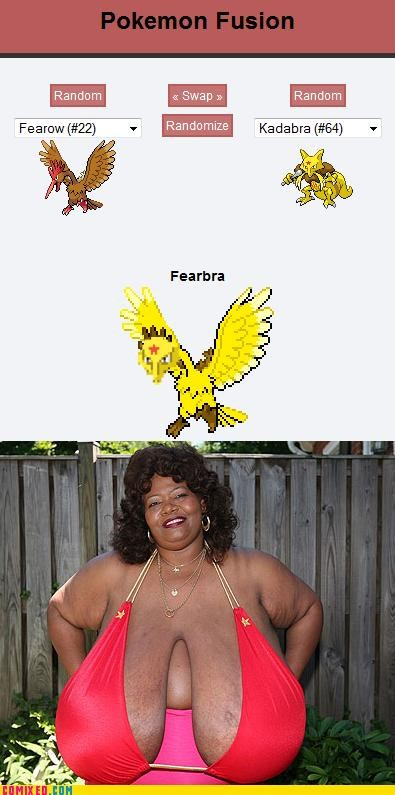fusion ladybags Pokémon saggy the internets - 4837585152